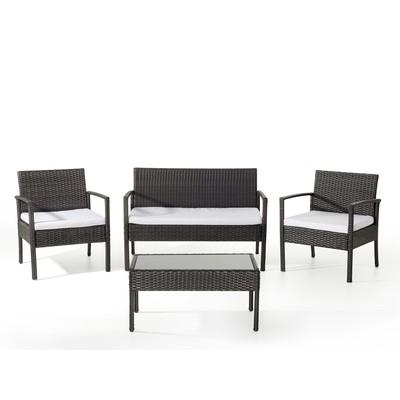 Wicker Outdoor Furniture Set - TIVOLI
