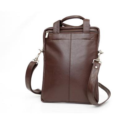 Leather Tablet Case, Dark Brown