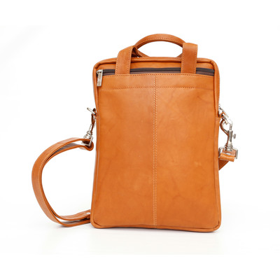 Leather Tablet Case, Medium Brown