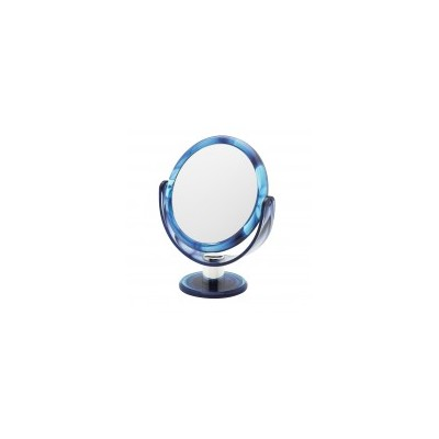 Ultra Vue Vanity Coloured Tortoise Mirrors - Blue