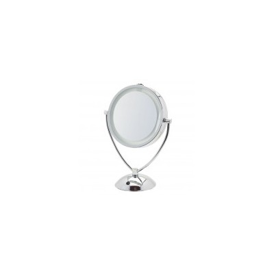 Dual Lighted L.E.D. Make-Up Mirror