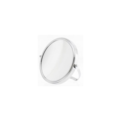 Chrome Easel Back On-the-Go Mirror