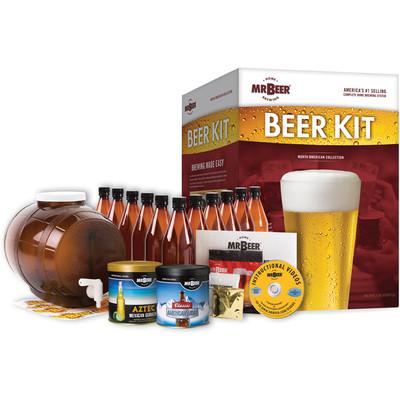 MR. Beer North American BONUS Edition Complete Brewing System
