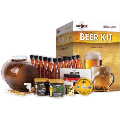 MR. Beer North European BONUS Edition Complete Brewing System