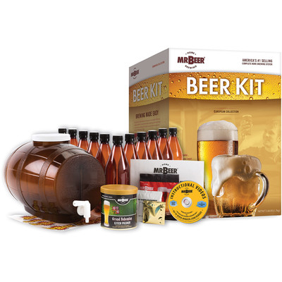 MR. Beer European Edition Complete Brewing System