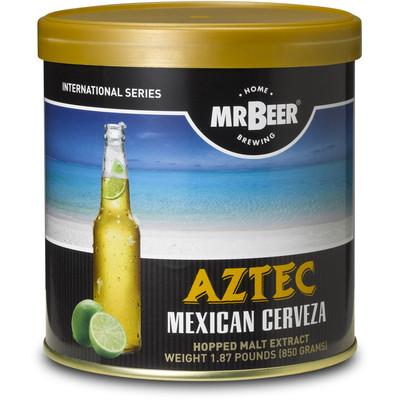 Mr. Beer Aztec Mexican Cerveza Home Breiwng Beer Refill Kit