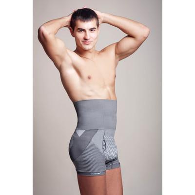 Men's Shaping Bamboo Shorts - Grey