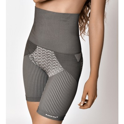 Women's Bamboo Shaping Shorts - Grey