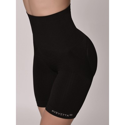 Women's Aloe Shaping Shorts - Black