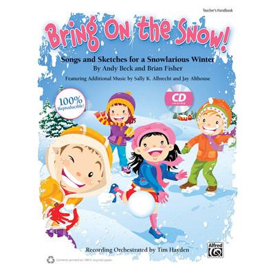 Bring On the Snow! - Teacher Book & CD
