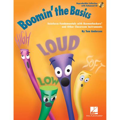 Boomin' the Basics - Teacher Book with Enhanced CD