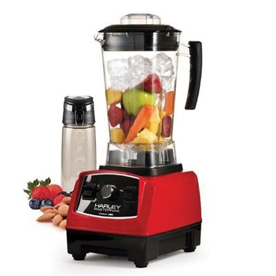 Harley Pasternak Power Blender - Red