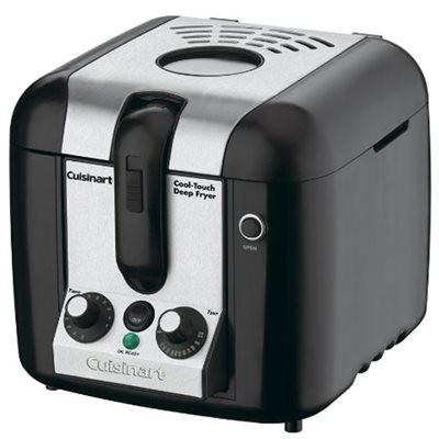 Cuisinart CDF-80C Cool Touch Deep Fryer