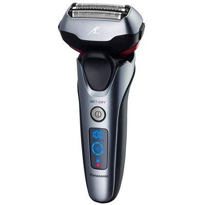 Panasonic Rechargeable Linear Shaver 3-blade - Grey