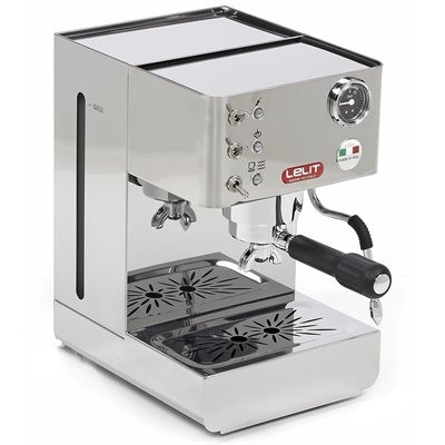 Lelit 'Anna' Espresso Coffee Maker - Stainless Steel