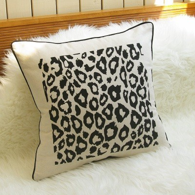 Animal Pillow - Leopard Print