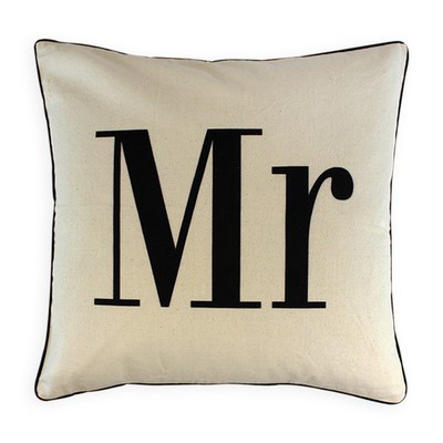 Mr&Mrs Pillow - Mr