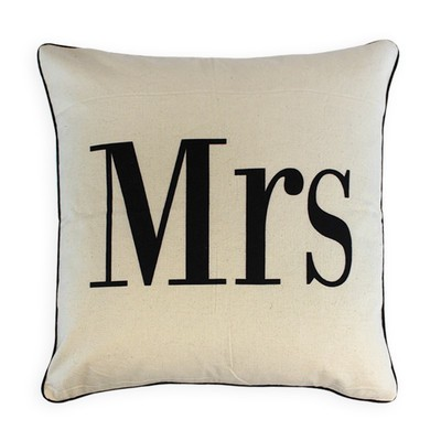 Mr&Mrs Pillow - Mrs
