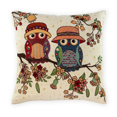 Doublet Owls in Fall