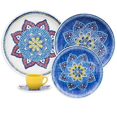 Coup 20-Pieces Porcelain Dinnerware Set