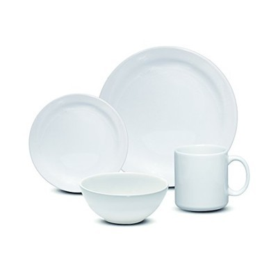 Daily 16-piece Dinnerware Place Setting - Assorted Colors