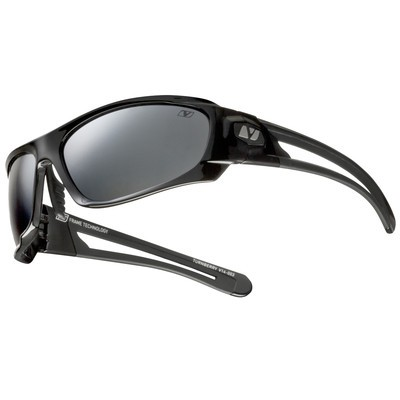 TURNBERRY - Matte Black with Slate Polarized+ Lens