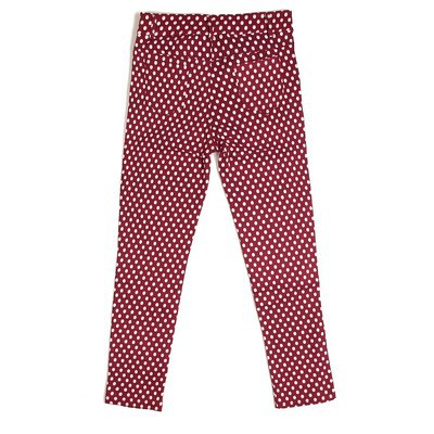 Luxanne Pokadot Red Jegging
