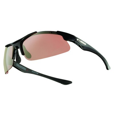 PULPIT - Shiny Black with All-Weather Rose Polarized+ Lens