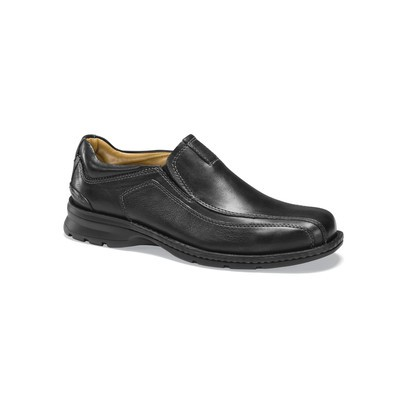 Men's Dockers 'Agent' Leather Casual twin gore slip on