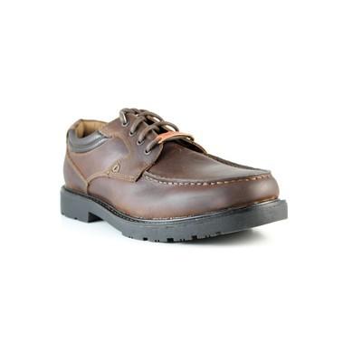 Men's Dockers 'Longmire' Leather Moc toe oxford