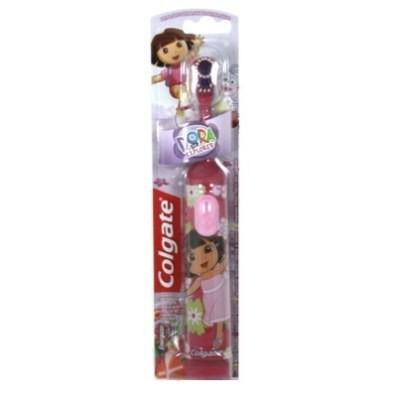Colgate Dora the Explorer Power Toothbrush 1 Toothbrush - Designs may vary