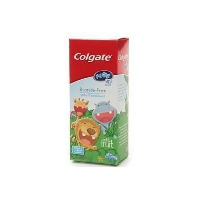 Colgate My First Toothpaste 40mL - Fluoride Free