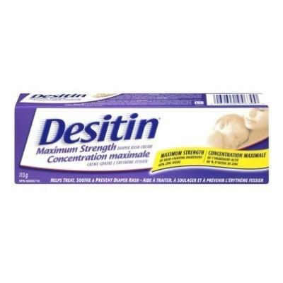 Desitin Maximum Strength Diaper Rash Cream 113g