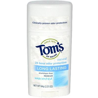 Tom's of Maine Deodorant 64g - Unscented