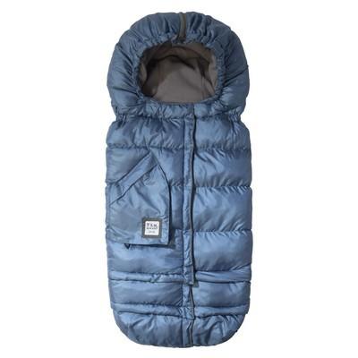 7AM Enfant Blanket 212 - Metallic Steel Blue