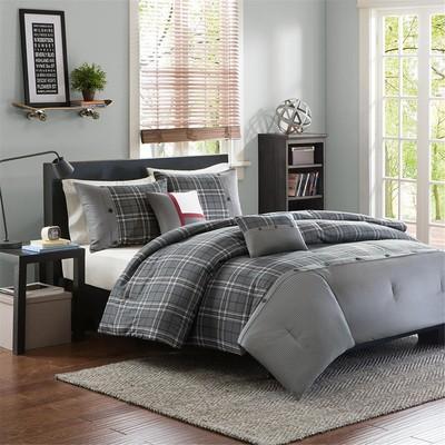 Ens Douillette-Comforter set Daryl Queen 5 mcx/pcs