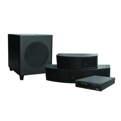 Niro HPS 600 - 5.1 Home Theatre Surround System (Niro-HPS 600)