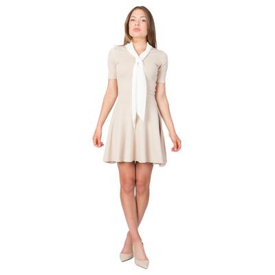 Tetiana K Women's Scout Dress, Tan