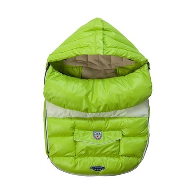 7 AM Enfant Baby Shield - Neon Green