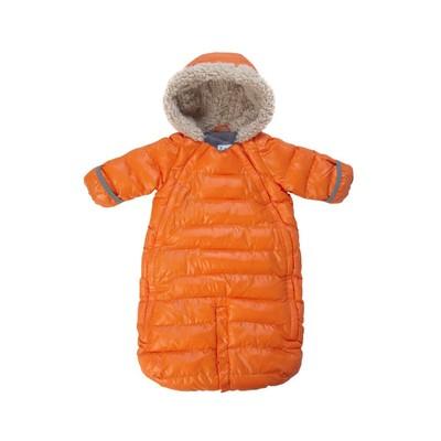 7 AM Enfant Doudoune - Orange