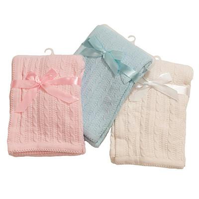 Baby Chenille Blanket