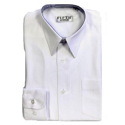 Boy's Dress Shirt - White