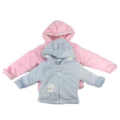 Baby Fleece Plush Jacket