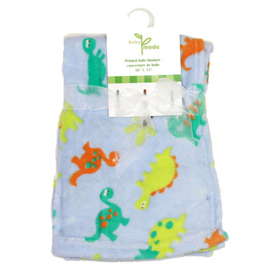 All Over Print Soft Baby Blanket