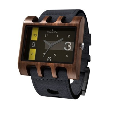 Lenzo Wood Watch