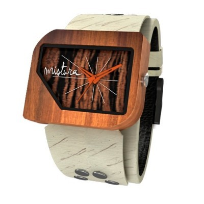 Pellicano Wood Watch