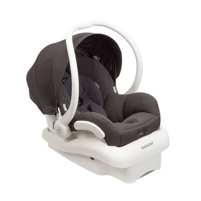 Maxi-Cosi Mico AP 2.0 Car Seat - Black, White Shell