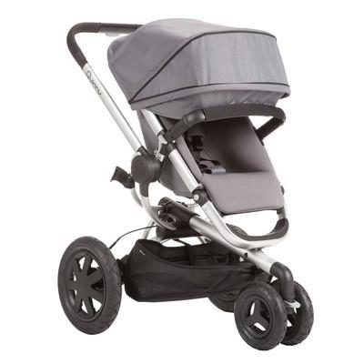 Quinny Buzz Xtra 2.0 Stroller - Gravel Grey