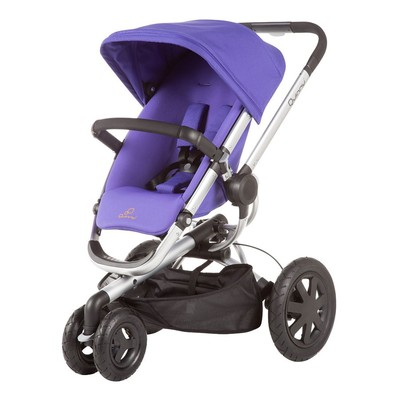 Quinny Buzz Xtra 2.0 Stroller - Purple Pace