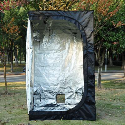"""39.4""""L x 39.4""""W x 78.7""""H Mylar Reflective Hydroponics Grow Tent"""